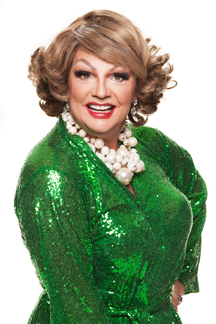 Dolly Diamond returns to The Butterfly Club for her first December Christmas Party in years. Flat-out festive fun!