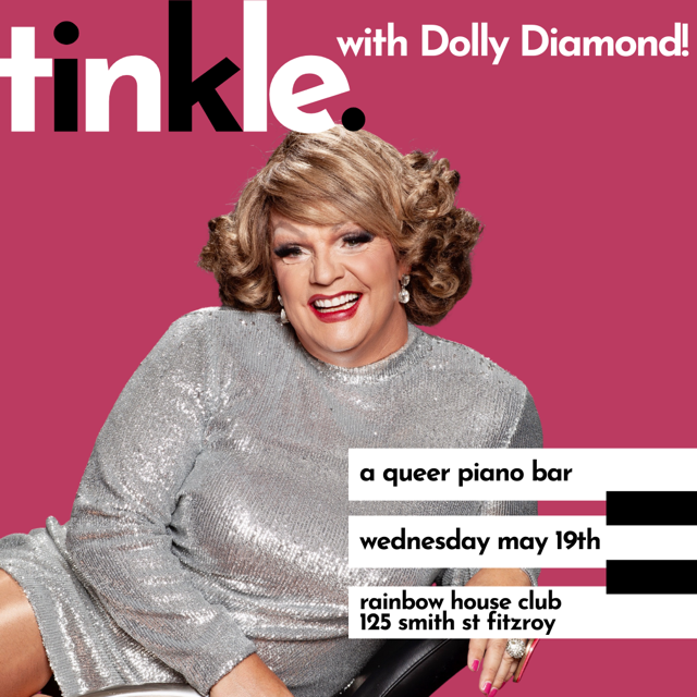 Tinkle with Dolly Diamond