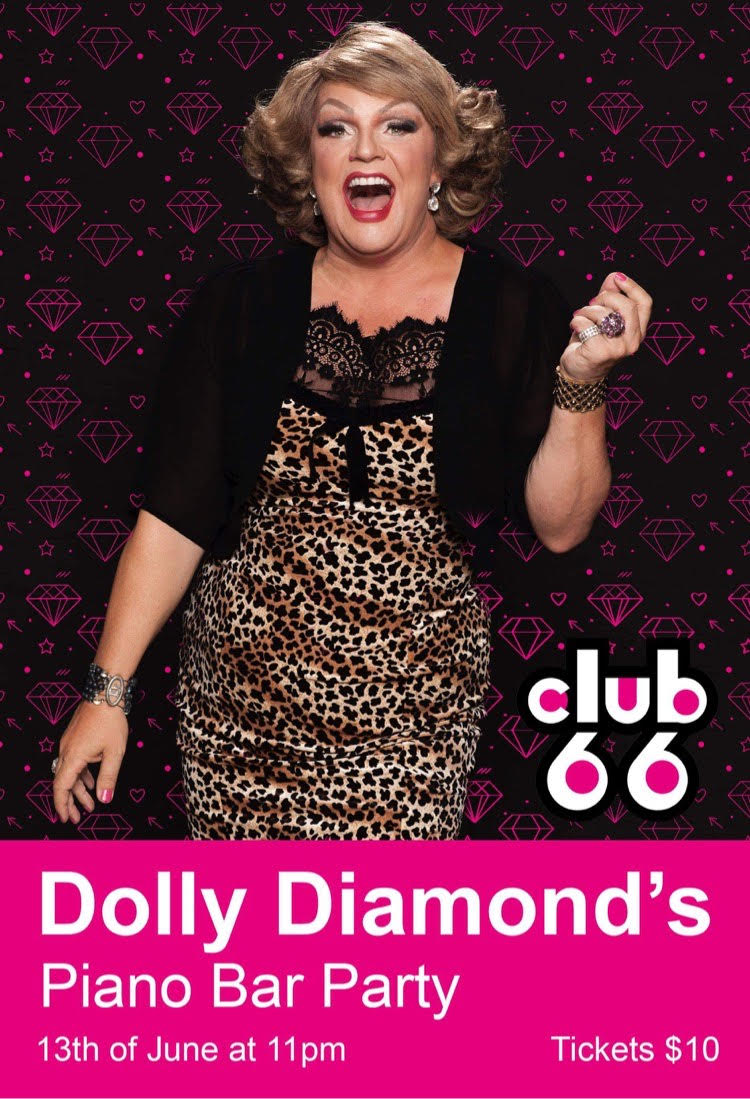 Dolly Diamond A Night at The Paramour